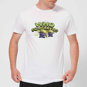 T-Shirt Homme Extraterrestre Toy Story - Blanc