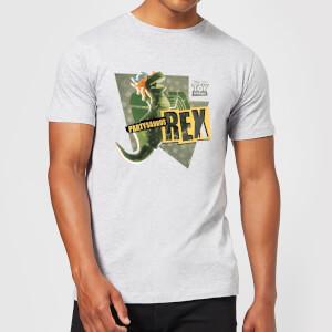 T-Shirt Homme Partysaurus Rex Toy Story - Gris