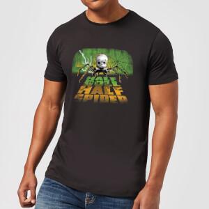 T-Shirt Homme Mi Poupée Mi Araignée Toy Story - Noir