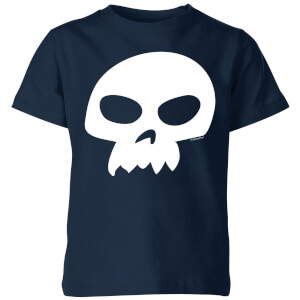 Toy Story Sid's Skull Kids' T-Shirt - Navy