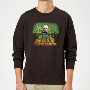 Toy Story Half Doll Half Spider Sweatshirt - Black