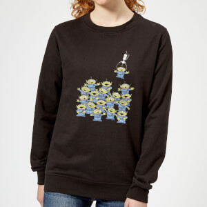 Sweat Femme Le Grappin Toy Story - Noir