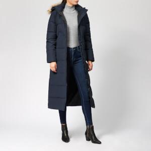 Canada Goose Women's Mystique Parka - Admiral Blue