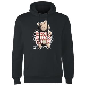 Toy Story Kung Fu Pork Chop Hoodie - Black