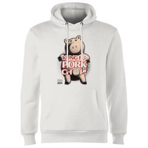 Toy Story Kung Fu Pork Chop Hoodie - White