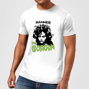 Hammer Horror The Gorgon Men's T-Shirt - White