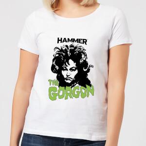 T-Shirt Femme The Gorgon - Blanc