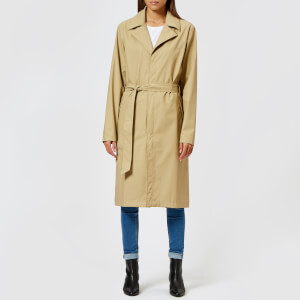 RAINS Women's Overcoat - Desert
