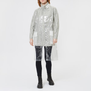 RAINS Women's Ltd Mackintosh Jacket - Transparent