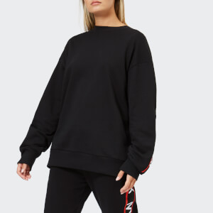 Ivy Park Women's Flatknit Sweatshirt - Black