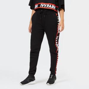 Ivy Park Women's Flatknit Joggers - Black