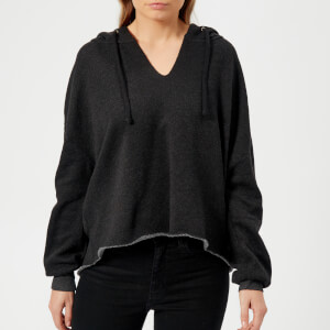 Wildfox Women's Freddy Hoodie - Clean Black