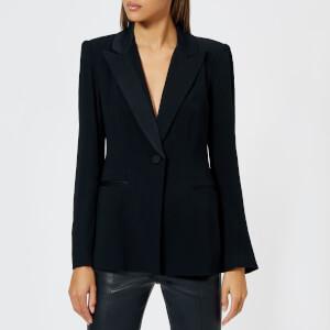 Diane von Furstenberg Women's Tailored Blazer - Black