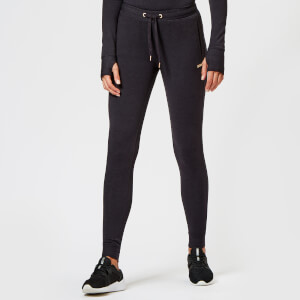 Superdry Sport Women's Active Studio Luxe Joggers - Black Marl