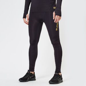 Superdry Sport Men's Performance Compression Leggings - Black