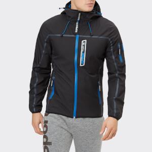 Superdry Sport Men's Sport Tracker Jacket - Deep Charcoal