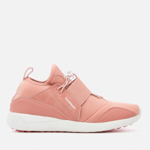 Superdry Sport Women's Superlite Elastic Runner Trainers - Dusk Pink
