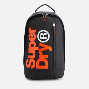 Superdry Sport Men's Academy Freshman Backpack - Black