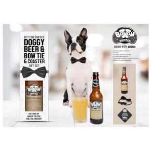 Bottom Sniffer Luxus-Bier Geschenkset für Hunde