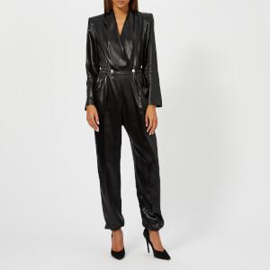 Philosophy di Lorenzo Serafini Women's Silk Jumpsuit - Black