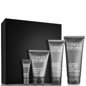 Clinique For Men Essentials Oil Control Set