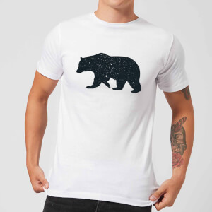 Florent Bodart Bear Men's T-Shirt - White