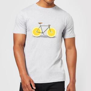Florent Bodart Citrus Lemon Men's T-Shirt - Grey