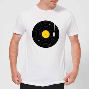 Florent Bodart Music Everywhere Men's T-Shirt - White