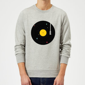 Florent Bodart Music Everywhere Sweatshirt - Grey