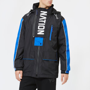 P.E Nation Men's Target Team Jacket - Black
