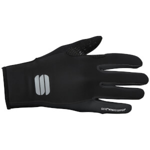 Sportful Women's Wind Stopper Essential 2 Gloves - Black