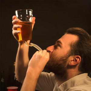 Bierglas - Pint Bong