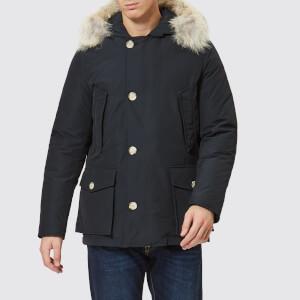 Woolrich Men's Arctic Anorak - Dark Navy