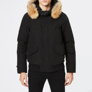 Woolrich Men's Polar Jacket HC - Black