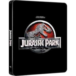 Jurassic Park - Steelbook Exclusif Limité pour Zavvi