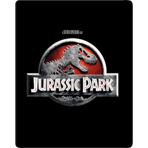 Jurassic Park - 4K Ultra HD (Included 2D Version) Limited Edition Steelbook