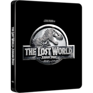 Jurassic Park: The Lost World - 4K Ultra HD (Included 2D Version) Limited Edition Steelbook