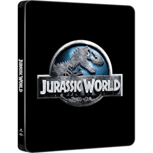 Jurassic World - Steelbook Exclusif Limité pour Zavvi