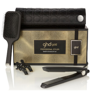 El set de regalo Smooth Styling de ghd