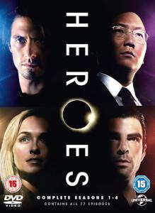 Heroes - Seasons 1-4 & Heroes Reborn