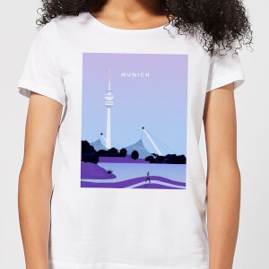 Munich Women's T-Shirt - White