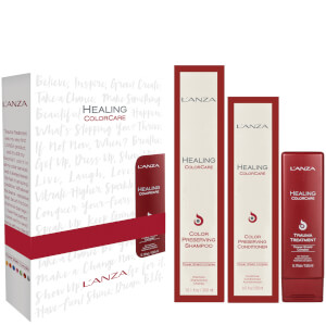 L'Anza Healing ColorCare Gift Set (Worth $94)