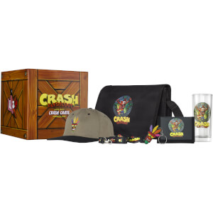Crash Bandicoot Collectable Big Box