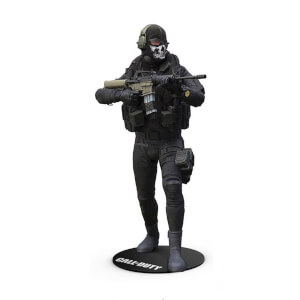 "McFarlane Call of Duty Simon ""Ghost"" Riley 7 Inch Action Figure"