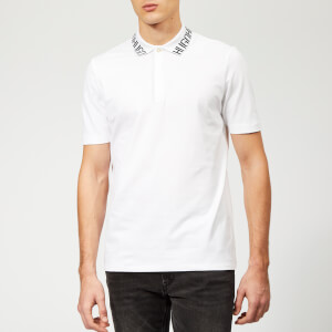 HUGO Men's Dewayne Polo Shirt - White