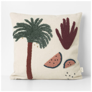 Ferm Living Palm Cushion