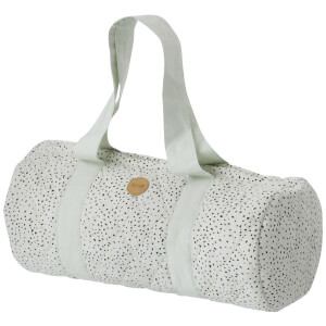 Ferm Living Mint Dot Duffel Bag