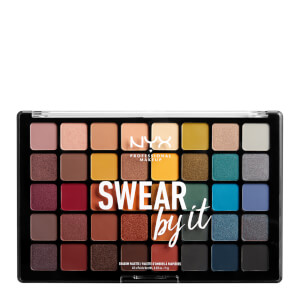 Palette d'Ombres à Paupières Swear by It NYX Professional Makeup