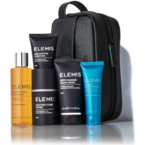 Elemis Travel Treasures for Him Gift Set (Worth $82.00)