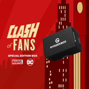 My Geek Box - Clash Of Fans Box - Men's - S